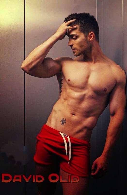 David Olid show striper