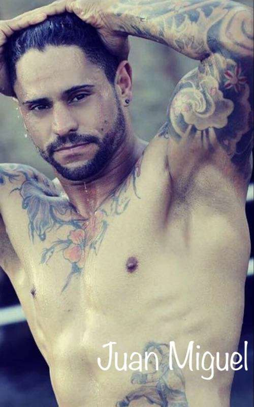 Juan Miguel, tu stripper en Barcelona